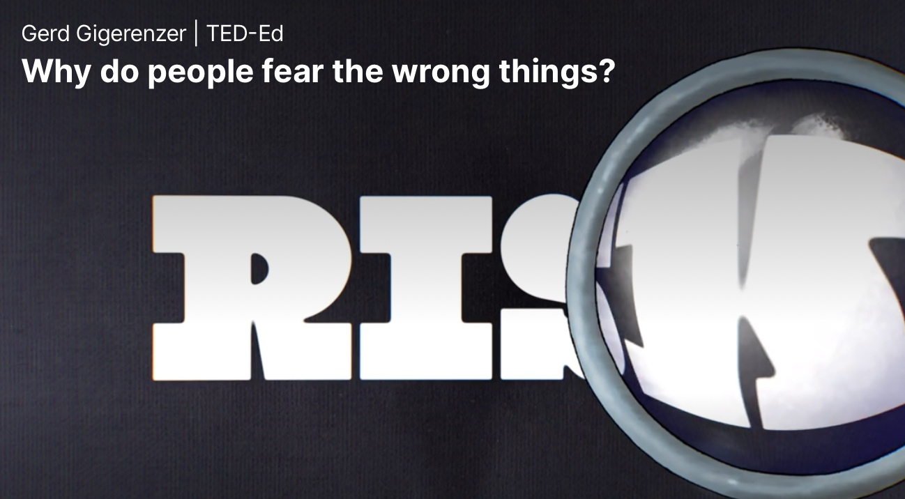 Screenshot TED-Ed-Talk